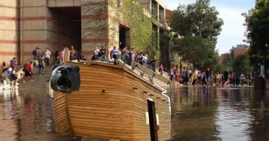UCLA Flood