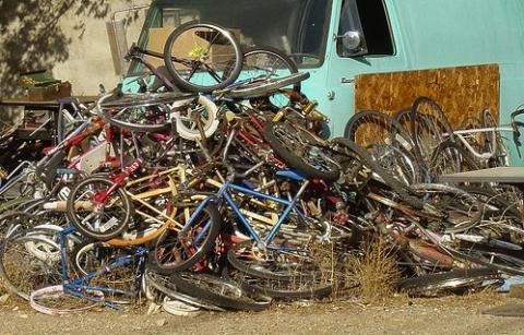bikepile