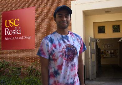 Roski Student Gets Job