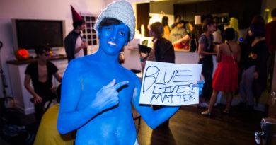 bluelivesmatter