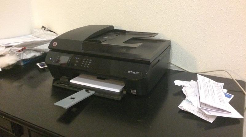 PrinterRuinsLife