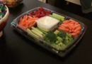 Veggie Platter at Super Bowl Party Left Untouched