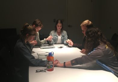 Students Hold Séance to Contact Café 84 and Ground Zero