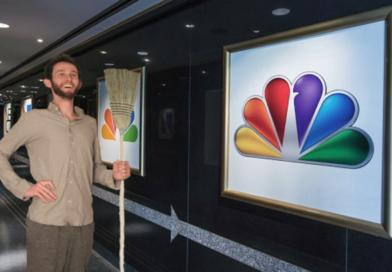 Every Week is Sweeps Week for NBC Janitor