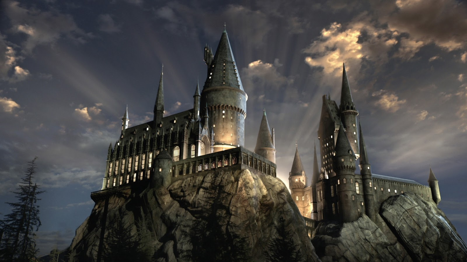 Which house are you in at Hogwarts' German counterpart, Hugenwerten?