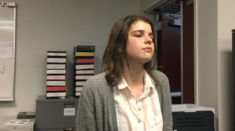 Woman Stops Talking to Self Due to Dull Conversation