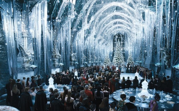 It's almost the Yule Ball and you don't have a date yet. What do you do?