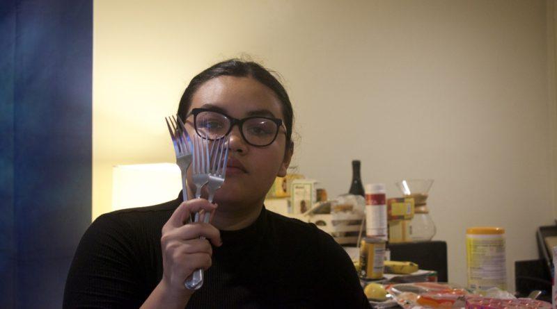 roommate silverware