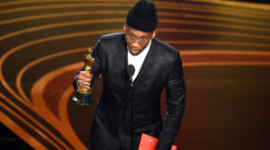 HOLLYWOOD, CALIFORNIA - FEBRUARY 24: Mahershala Ali accepts the Actor in a Supporting Role award for 'Green Book' onstage during the 91st Annual Academy Awards at Dolby Theatre on February 24, 2019 in Hollywood, California. (Photo by Kevin Winter/Getty Images)