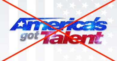 """""""America's Got Talent"""" Cancelled Because We Don't"""