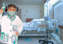 Seven-Year-Old Playing Doctor Put to Work in COVID-19 Unit