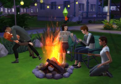 College Friends Finally Get to Reunite After Their Weird Friend Makes Them on the Sims