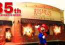 Nintendo to Celebrate Mario's 35th Anniversary by Blowing Up an Italian Eatery Every Day For 35 Days