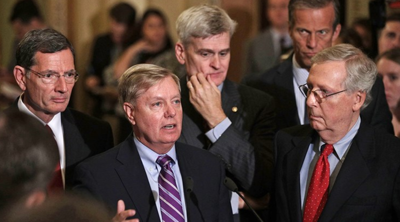 """Rats! Foiled Again!"" Announce Senate Republicans Accused of Hypocrisy"