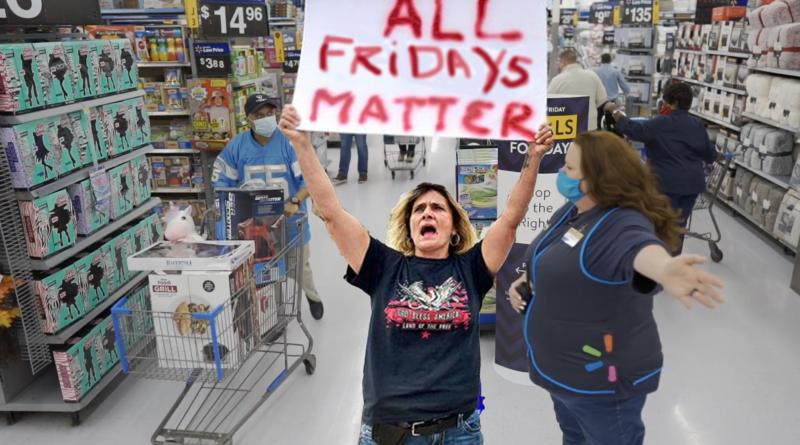 Conservatives Boycott Black Friday, Stating All Fridays Matter