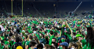 Notre Dame Proven to be Even Stupider than USC