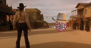 Texas Challenges Coronavirus to Good Ol' Fashioned Western Showdown