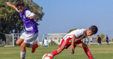 Report: Kid Tripping During Soccer Game Probably Taking a Fall for the Mob
