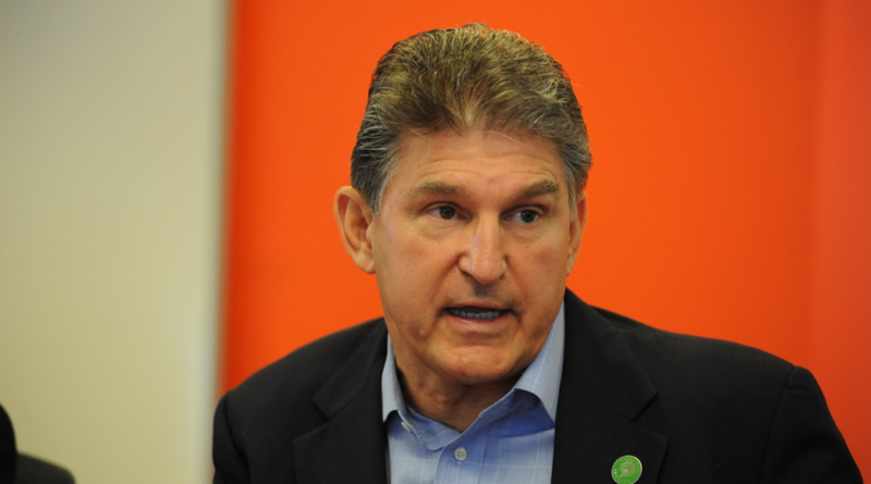 Increasingly Bold Joe Manchin Demands Congress Remove All Vowels from Reconciliation Bill